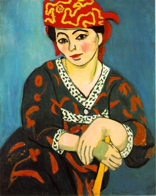 Matisse.mme-matisse-madras